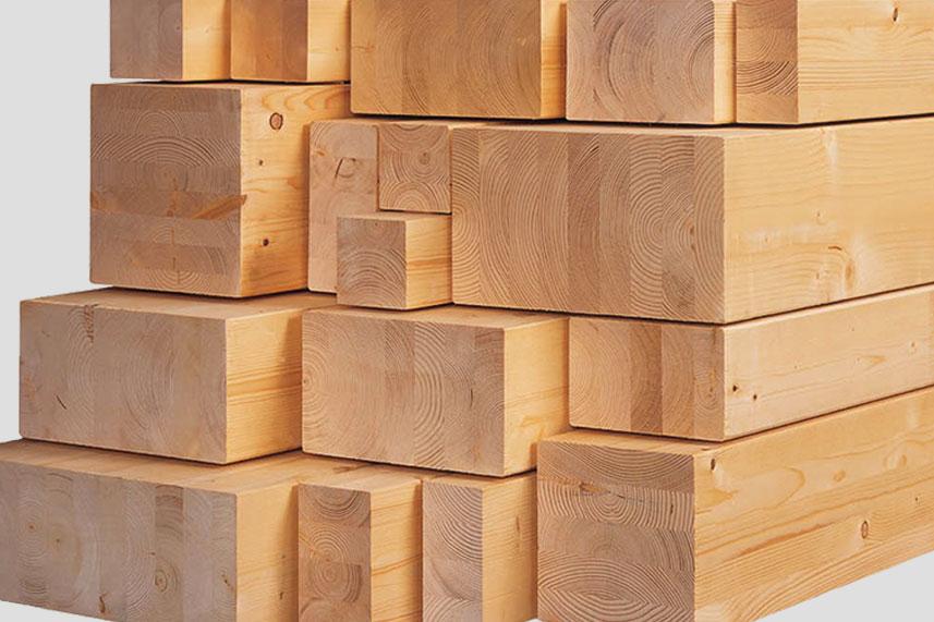 Costo pali legno lamellare