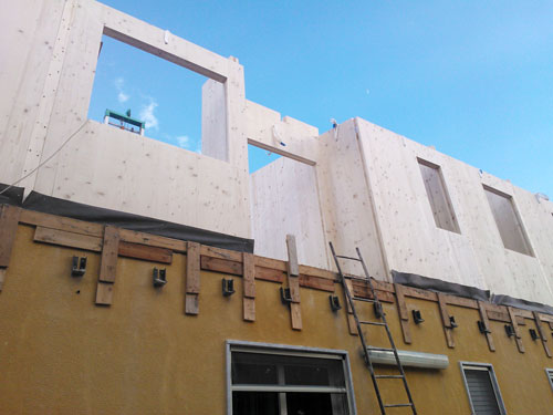 Case in legno Francesco Mirrione Legnami